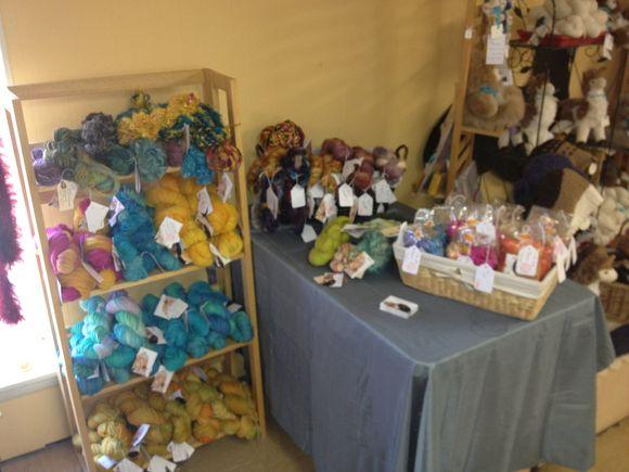 Setting up shop in Anoka